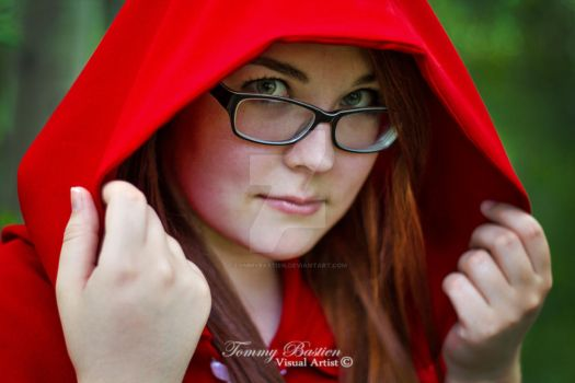 Red Riding Hood -Lineage- VII by TommyBastien