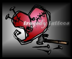 tragedy tattoos by tragedy-in-blue