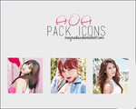 AOA - Icons by mayradias