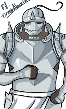 Alphonse Elric by DreamAbove101