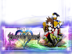 Kingdom Hearts I Sig.Banner by thisdudechills