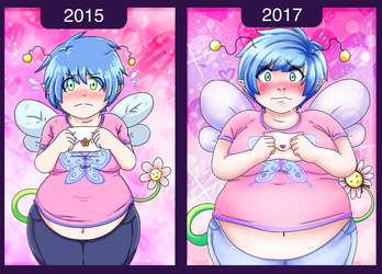 Improvement '15 to '17 by SoManySquids