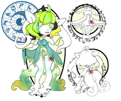 Spica Alcor (OTA- OPEN UPDATE) by SparrowBerry