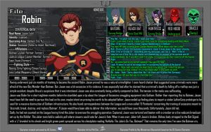 Oracle Files - Jason Todd 2005-2006 by Roysovitch