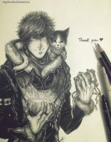 Thank you!  :3 by AngeNin-chan