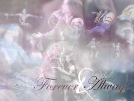Forever and Always by KingdomxHeartsx8
