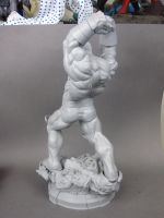 Jim Lee Colossus resin by ZKULPTOR