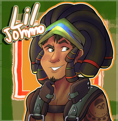 Lil_Johnno- comm. by theIcecolo