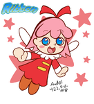 Ribbon (Kirby) [Pop'n Art Jam June] by MamonStar761