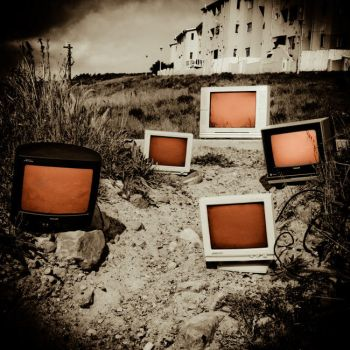 Is there TV on Mars... by TheSoftCollision