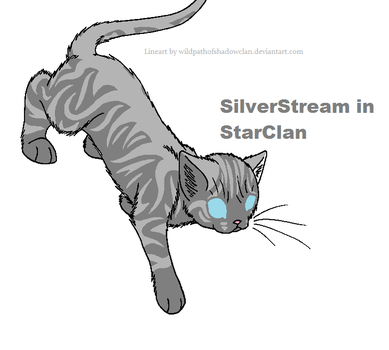 SilverStream-StarClan by Dragonpaw787