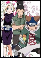 Squad Asuma by l3xxybaby