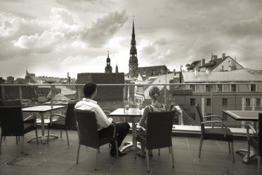 old riga by andrez