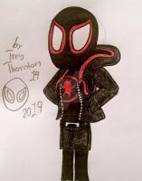Spider-Man (Miles Morales) by Treythornton19