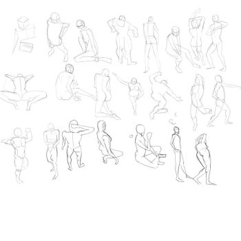Poses1 by Voi-Tech