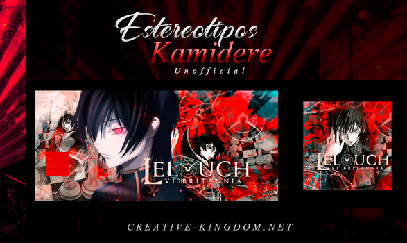 Lelouch | Estereotipos: Kamidere by cjsn45