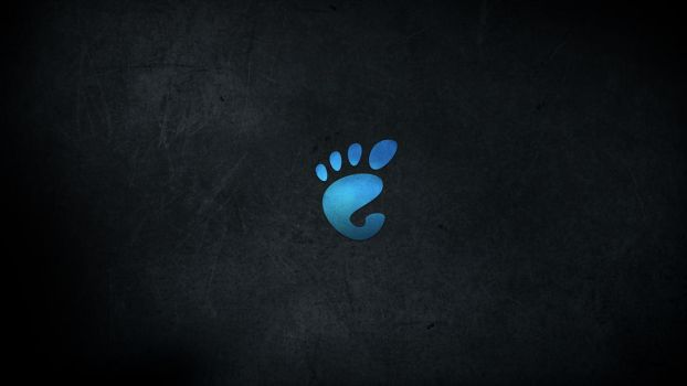Gnome Dark Wallpaper by malkowitch