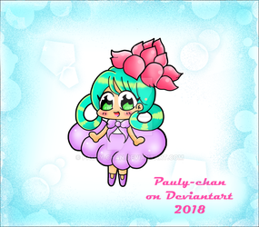 Flower Kawaii oc by Pauly-chan
