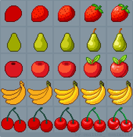 Tutorial: How to draw Fruits by oni1ink