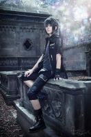 Final Fantasy XV - Noctis 3 by Krisild