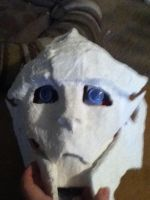 Turian Mask Project by modesty
