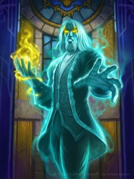 Prince Liam for Hearthstone: The Witchwood by namesjames