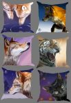 Cushion - Pillow Cases by Nojjesz