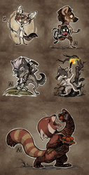 Don't Starve Together by Astarcis