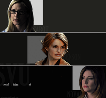 The Women of SVU by sexytoaster