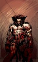 another Weapon X... by Chuckdee