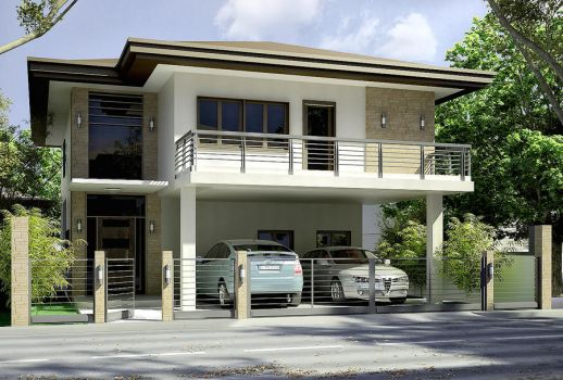 2 - Storey Residential revised by alben