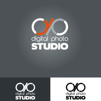digital photo logo by Louayr
