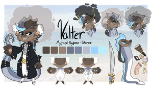 Valter - Storsie Reference by Pompabeans