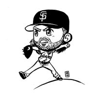 Day 10: Mad Bum by taneel