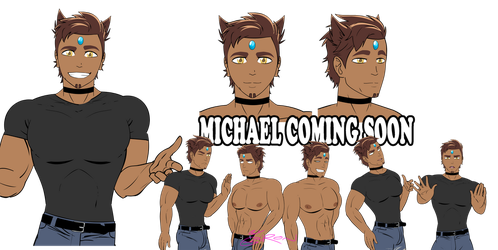 Michael Coming Soon by Gairon