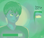 MORNING DEW Palette - [Dil Howlter] by oh-no-Castiel