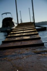Dock Ramp by skierscott