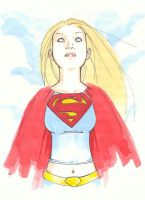 Supergirl by KidNotorious