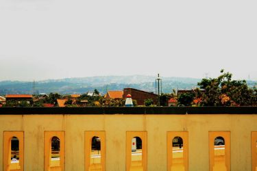 semarang from the mosque by risqitripalupi
