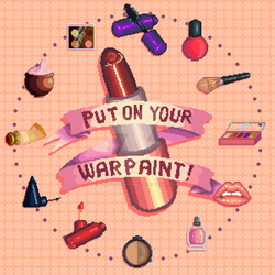 Warpaint by CharlotteHewins