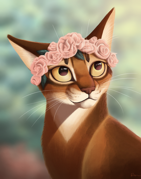 Leafpool by RenAstraea