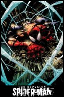 Superior Spider-Man Colors by nahp75