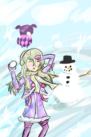 Elize's Snow Day by Courage-and-Hope