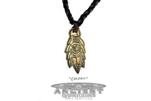ANCIENT Cocoon by jphiijewelry