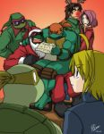 MNT Gaiden: Christmas 2007 by Tigerfog