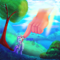 ATG VIII - Day 18 Bopp from the Gods by thediscorded