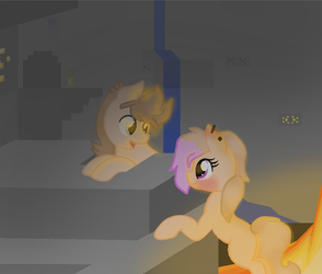 Cave exploring by NataliaWolf2004