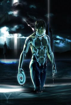 Tron by Aaorin