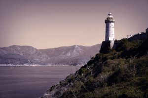 Lighthouse by brabikate