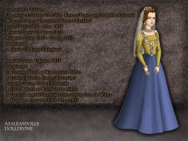 Catherine of Valois, Queen of England 1420-1422 by TFfan234